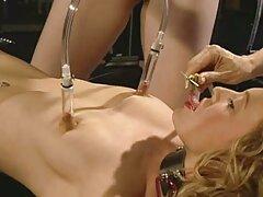Tóc đỏ vietsub phim xxx Marie McCray trêu chọc L. với máy rung